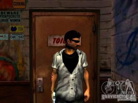 Новый Sweet для GTA San Andreas четвёртый скриншот