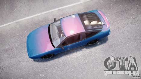 Nissan 240sx v1.0 для GTA 4 двигатель