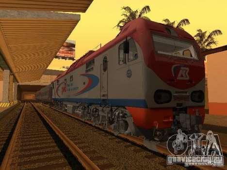 ЭП2К-032 для GTA San Andreas