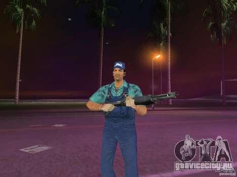 Пак Отечественного Оружия для GTA Vice City восьмой скриншот