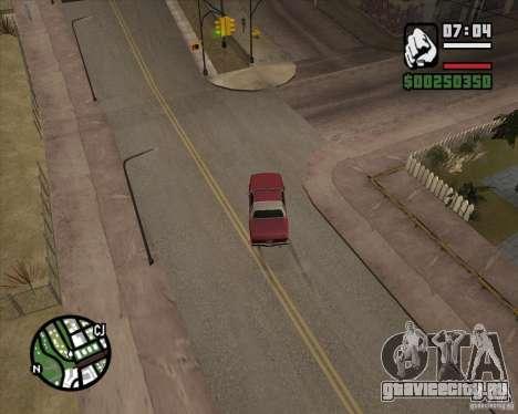 Камера как в игре GTA Chinatown Wars для GTA San Andreas шестой скриншот
