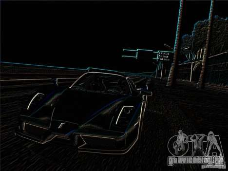 NegOffset Effect для GTA San Andreas