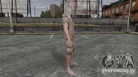 Геральт из Ривии v6 для GTA 4 второй скриншот