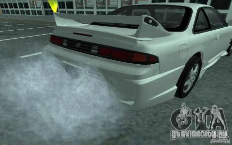 Nissan 200SX для GTA San Andreas вид сбоку
