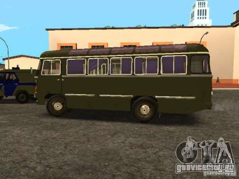 ПАЗ 672 v2 для GTA San Andreas