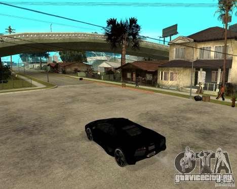 Lamborghini Reventon для GTA San Andreas вид слева