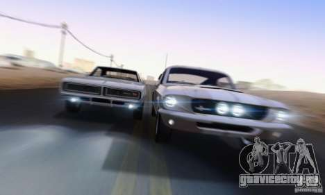 ENBSeries by dyu6 v6.0 для GTA San Andreas седьмой скриншот