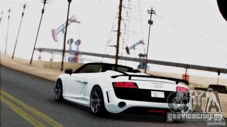 Extreme ENBseries v1.0 для GTA San Andreas четвёртый скриншот