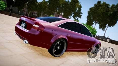 Audi RS6 для GTA 4