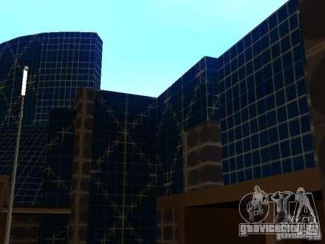 Новое здание в LS для GTA San Andreas второй скриншот
