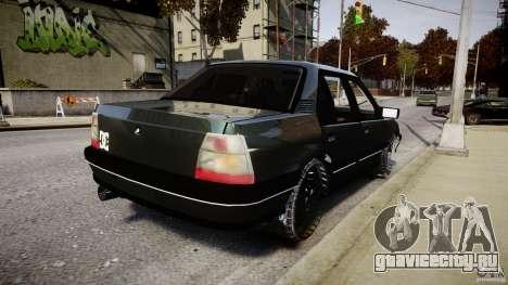 Chevrolet Monza GLS 96 для GTA 4 вид сбоку