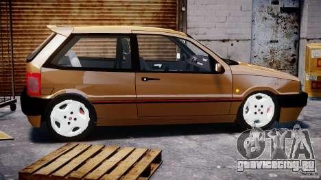 Fiat Tipo 1990 для GTA 4 вид слева