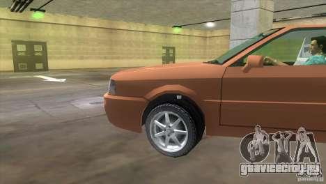 Audi S2 для GTA Vice City вид справа