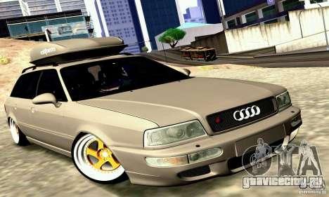Audi RS2 Avant Thug для GTA San Andreas