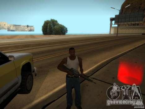 Luxville - карта из Point Blank для GTA San Andreas второй скриншот
