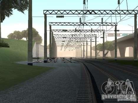 Контактная сеть для GTA San Andreas восьмой скриншот