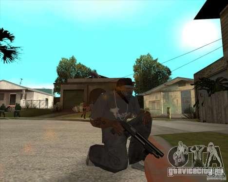 Resident Evil 4 weapon pack для GTA San Andreas восьмой скриншот
