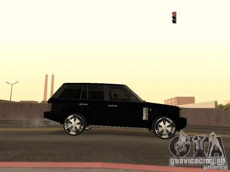 Luxury Wheels Pack для GTA San Andreas пятый скриншот