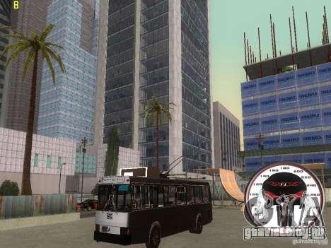 Троллейбус ЛАЗ 52522 для GTA San Andreas