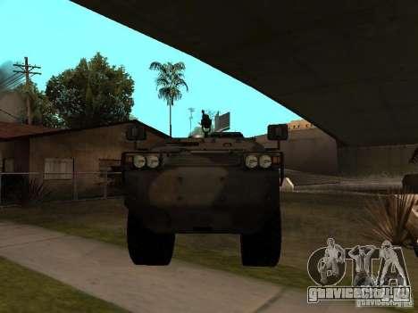 S.W.A.T из Counter Strike Source для GTA San Andreas вид слева