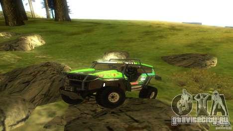 Raptor для GTA San Andreas вид слева