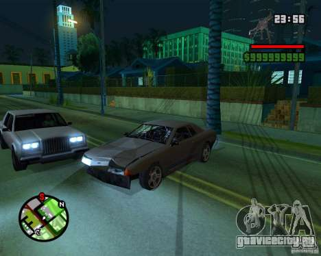 New Windows Crashes для GTA San Andreas