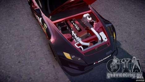 Honda S2000 Tuning 2002 Skin 1 для GTA 4 вид снизу