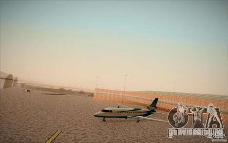 New San Fierro Airport v1.0 для GTA San Andreas