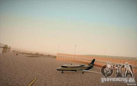New San Fierro Airport v1.0 для GTA San Andreas третий скриншот