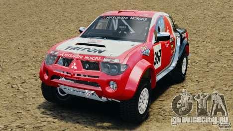 Mitsubishi L200 Triton для GTA 4