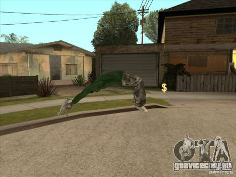Parkour 40 mod для GTA San Andreas девятый скриншот