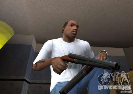 Weapon Pack by viter для GTA San Andreas одинадцатый скриншот
