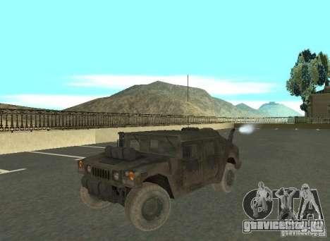 Hummer Cav 033 для GTA San Andreas