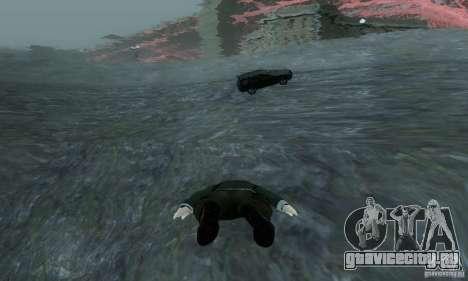 ENB Reflection Bump 2 Low Settings для GTA San Andreas одинадцатый скриншот