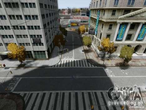 HD Roads 2013 для GTA 4 седьмой скриншот
