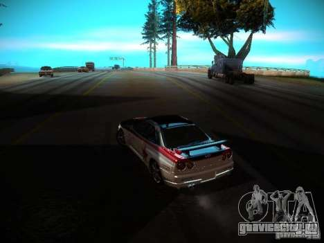 ENBSeries By Avi VlaD1k для GTA San Andreas седьмой скриншот