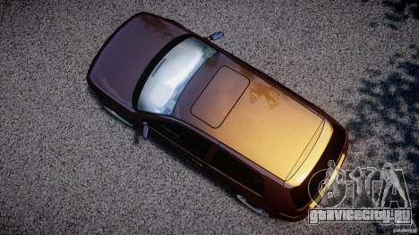 Volkswagen Golf IV R32 для GTA 4 вид справа