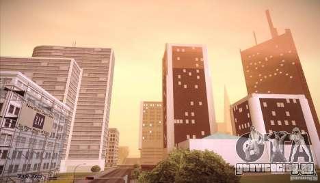 Enb Series v5.0 Final для GTA San Andreas четвёртый скриншот