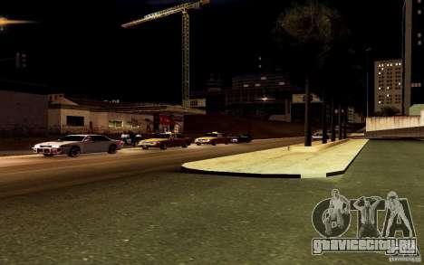 Новый алгоритм трафика автомобилей для GTA San Andreas седьмой скриншот