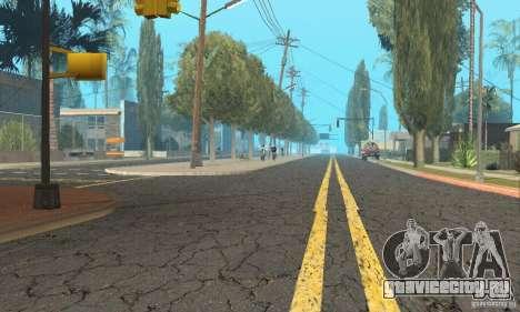 Грув стрит для GTA San Andreas второй скриншот