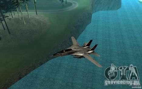 F-14A Screaming Eagles VF-51 для GTA San Andreas