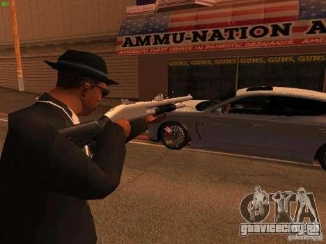 TeK Weapon Pack для GTA San Andreas восьмой скриншот