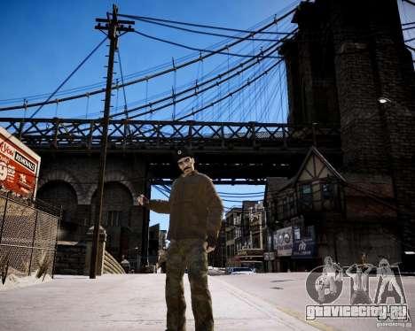 Niko - Stalin для GTA 4 пятый скриншот