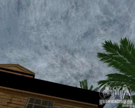 Новые облака для GTA San Andreas пятый скриншот