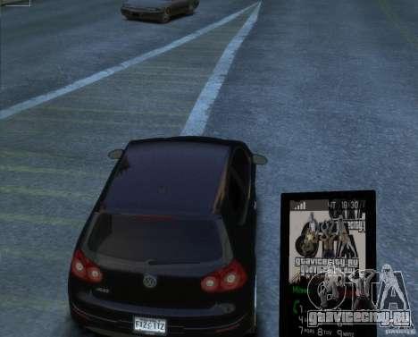Тема GTAViceCity.RU для GTA 4 второй скриншот