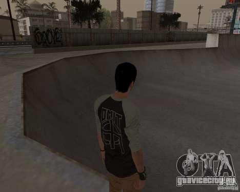 Tony Hawks Cole для GTA San Andreas пятый скриншот