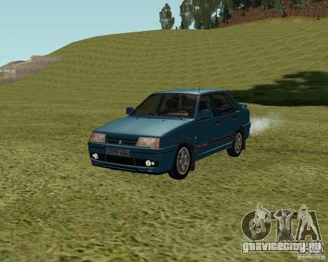 ВАЗ 21099 Люкс для GTA San Andreas