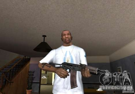 Weapon Pack by viter для GTA San Andreas восьмой скриншот