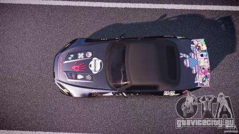 Honda S2000 Tuning 2002 Skin 1 для GTA 4 вид справа