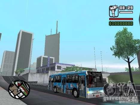 Marcopolo Torino GV Trolebus для GTA San Andreas